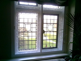 A common use for secondary glazing for listed buildings and conservation areas