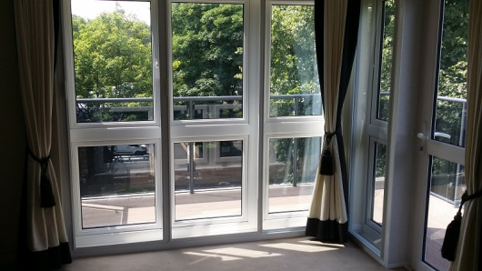 Secondary Glazing Horizontal Slider