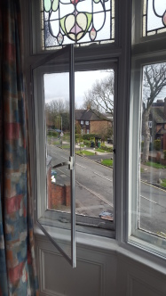 Secondary Double Glazing Hinged Unit