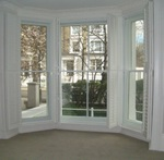 Secondary bay window